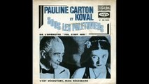 Pauline Carton et Koval - Sous les Palétuviers - 1934