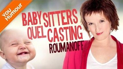 ANNE ROUMANOFF - La baby sitter