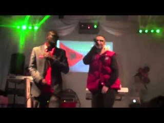 Nitti & Seg-z performance @ 100 year's of albanian independence in Germany 24_11_2012..mp4