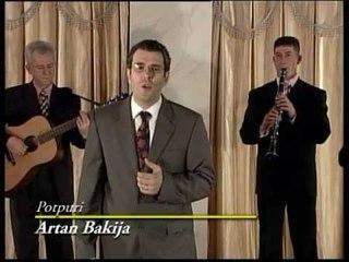 ARTAN BAKIJA - DY CUNA QE KA TIRANA