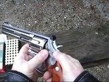 tir avec un Smith & Wesson 686 357 magnum