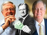 Papantonio: Koch Bros. - The More We Know You, The Less We Like You