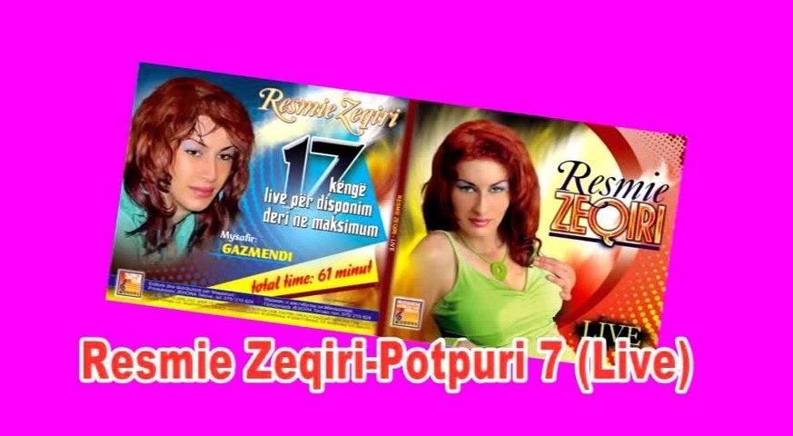 Resmie Zeqiri- Potpuri 7(Live)