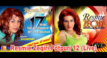 Resmie Zeqiri- Potpuri 14(Live)