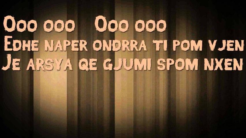 Pizha - Qokollada  ( Official Video Lyrics ) - 2013