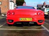 Toyota MR2 Ferrari Mid Sport Exhaust Sound Longlife Exhausts Berkeley