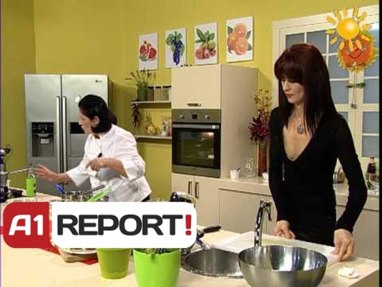 A1 Report    Te gatuajme me Zonjen Tefta dt 25 Tetor 2013,Qofte me Patate,Muz me Cokollatë të Bardhë