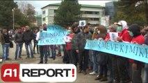 A1 Report - Jo armëve kimike, protesta në Korçë, Lushnje