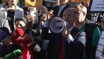 Protestë kundër shkatërrimit të armëve siriane në Shqipëri