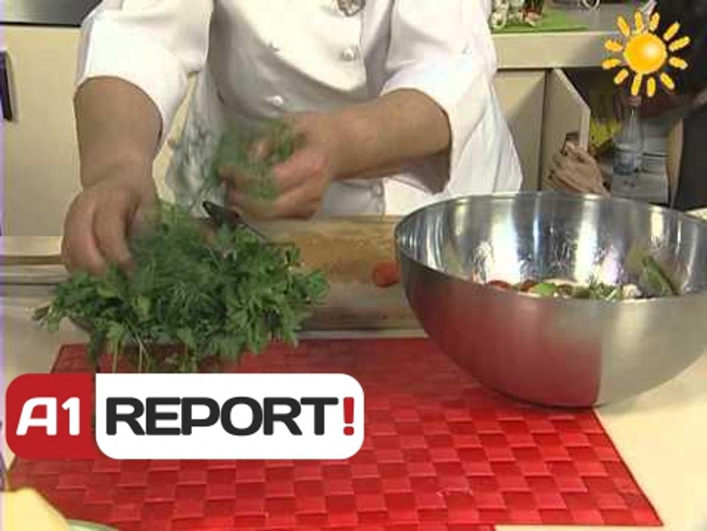 A1 Report,Te gatuajme me Zonjen Tefta dt 12 Nentor 2013.Mashurka me Domate.Dardhë me Krem Cokollate