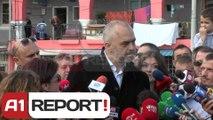 A1 Report - Nis aksioni i pastrimit të Shqipërinë Rama: Do e pastrojmë nga plehrat