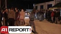 A1 Report - Shpërthimet e Bankers Petroleum banorët bllokojnë rrugën Fier-Berat