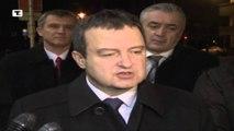 Takimi Thaçi-Daçiç. Serbë në veri do të aplikojnë për punonjës policie në Kosovë.