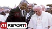 A1 Report - Reagimet e liderve botror për ndarjen nga jeta të Nelson Mandelës