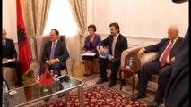 Moore, takime me krerët më të lartë të vendit.  Zyrtari i lartë i DASH vijon vizitën e tij në Tiranë