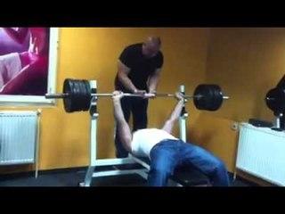 Liridon Uruqi - Bresalc  180 kg