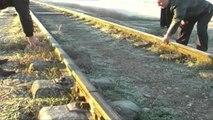 Tritol hekurudhës, dëmtohet linja Vorë-Shkodër, shoqërohen 10 persona