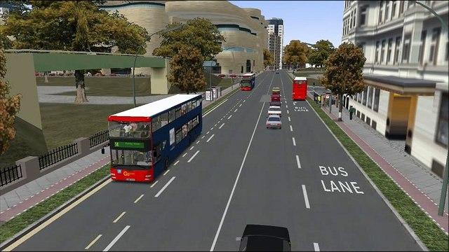 OMSI The Bus Simulator: London & South Map Trailer