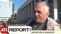 A1 REPORT-VOX REPORT- SI E KOMENTONI RRITJEN E ÇMIMEVE?