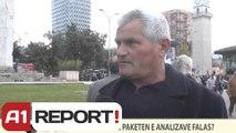 A1 REPORT-VOX REPORT- SI E KOMENTONI PAKETEN E ANALIZAVE FALAS?