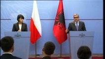 """Polonia, mbështetje për integrimin e Shqiperisë. """"Nuk duhet të bëhen gabimet që polonia bëri"""""""