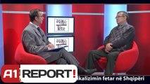 A1 Report - Tete a tete, ne studio Fatos Klosi, 20 Janar 2014