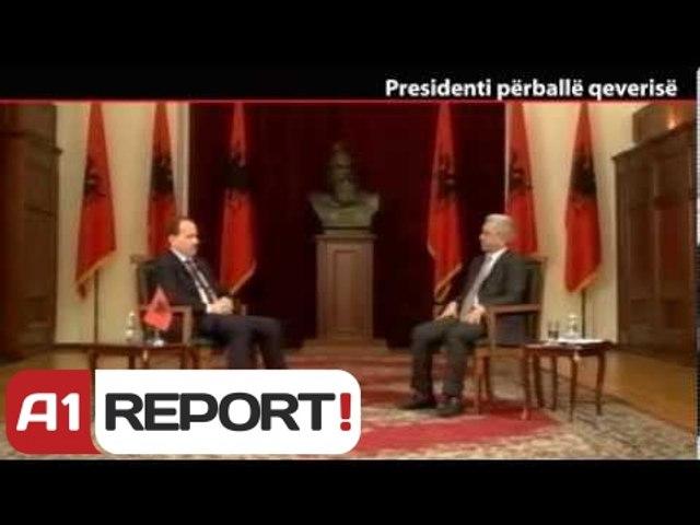 A1 Report - 5 Pyetjet nga Babaramo, i ftuar presidenti i Shqiperise Bujar Nishani