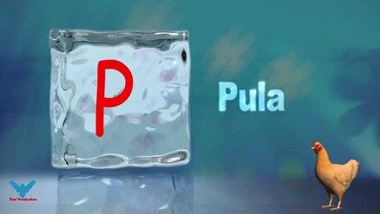 P Alfabeti Shqip shkronja P