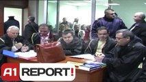 A1 Report - Korçë, shtyhet seanca për 19 punonjësit e burgut të Drenovës