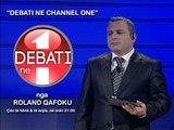 "Tema: "" Visho Ajazi, pro dhe kundër"", nga gazetari Roland QAFOKU"