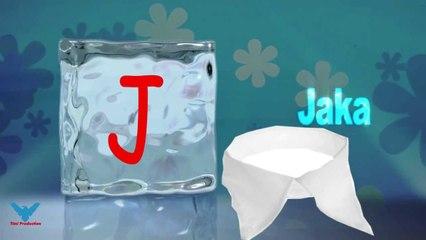 J Alfabeti Shqip shkronja J