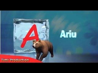 A Alfabeti Shqip shkronja A