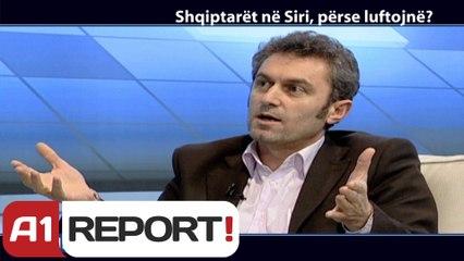 A1 Report - Airport nga Erjona Rusi, 11 Shkurt 2014