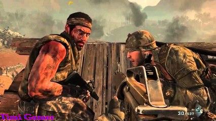 Call of Duty  Black Ops   Vietnam Full Level Gameplay 1