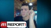 A1 Report - Fushe-Kruje, eksploziv makines se punonjesit te burgut, pranga autorit