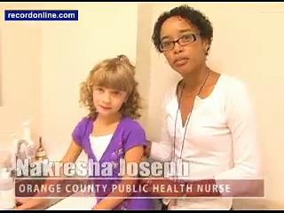 Swine Flu prevention for kids