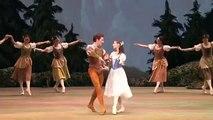 Giselle: Alina Cojocaru, Manuel Legris PDD act 1