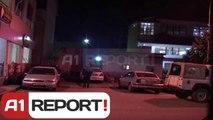 A1 Report - Fushe-Kruje, shperthim granate brenda komisariatit te Policise