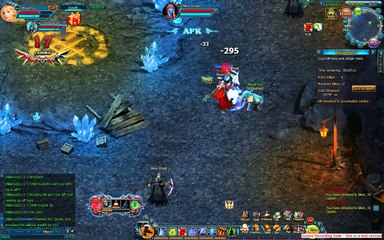 Odin quest on Gamebox  Abdomine mine part 1
