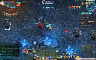 Odin quest on Gamebox Abdomine mine part  2