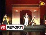 A1 Report - Rreze Dielli dt 21  Mars 2014 Teater  Arome Franceze