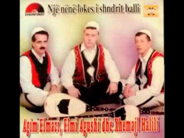 Agim Elmazi,Elmi Agushi ,Xhemajl Halili - Kenge per Halil Alidemen