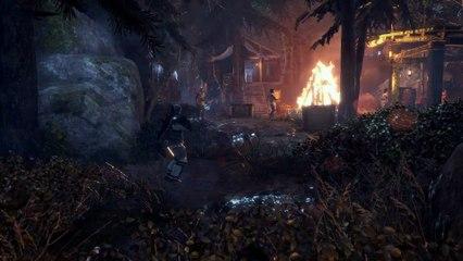 Démo Gamescom 2015 (infiltration) de Rise of the Tomb Raider