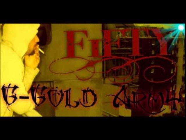 G-Gold ArmY [Fifty] - Zingjiri Zemres (Official AUDIO )