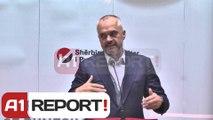 A1 Report - Rama: Fond Punesimi 2.7 mln $ per 3700 vende, ja kush përfiton