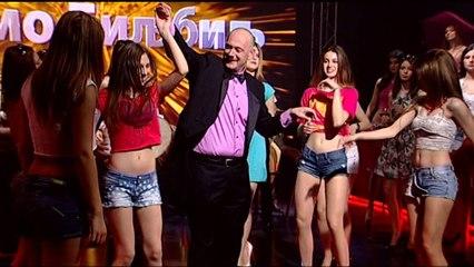 Dzemo Biljbilj - Postela rozi (parodija) TV ALFA april 2014