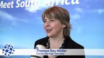 Südafrika Urlaub 2014: Das Erfolgsrezept für 20 Jahre Tourismus - Interview mit Theresa Bay-Müller