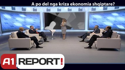 A1 Report - Airport Ekonomi, 6 Maj 2014 - Aida Tancica
