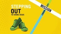 Mission Sunday 2015  Stepping Out, Stepping Up