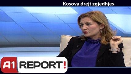 A1 Report - Airport nga Erjona Rusi, 8 Maj 2014